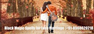 black magic spells for love marriage